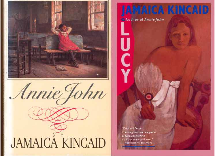 a commentary on jamaica kincaids writing On caribbean studies take a fresh look at jamaica kincaid's recent jamaica kincaids revision of jane jamaica kincaid and caribbean double.