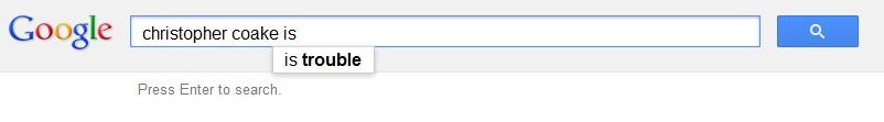 googlechriscoake