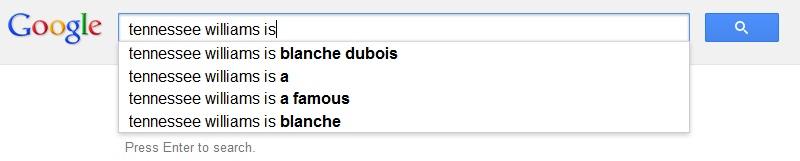 googletennesseewilliams