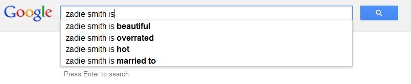 googlezadiesmith